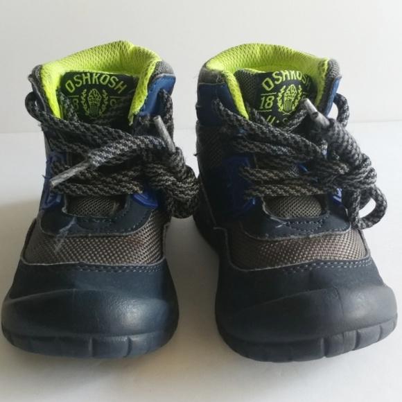 OshKosh B'gosh Other - OshKosh B'gosh multi- color winter boots size 6